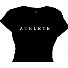 ATHLETE - Women's Athletic Statement T Shirt